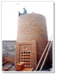 【专业】窑炉烟囱新建