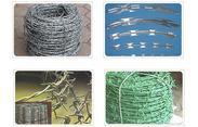 供应刺绳,刺丝,刀片刺绳