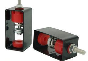 供应音响减震吊顶隔音用减震弹簧吊钩