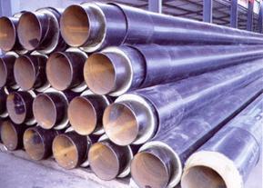 高密度聚乙烯聚氨酯保温管、又称管中管