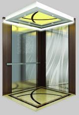 别墅电梯轿厢装潢系列TM002