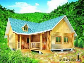烟台防腐木屋设计施工