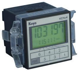 KCN-S/W系列加减计数一段/二段设定计数器