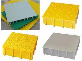 优质防尘密封玻璃钢盖板