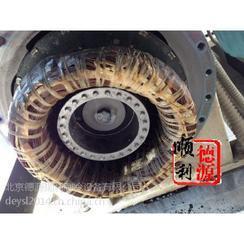 北京比泽尔压缩机电机抱轴维修