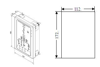 ASD300手車櫃開關狀態指示儀/環網櫃智能操控裝置