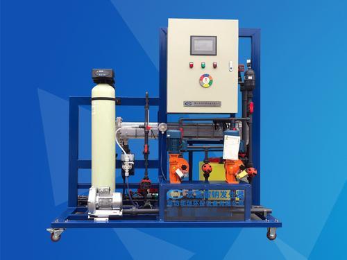 居民自来水消毒设备/饮水次氯酸钠发生器