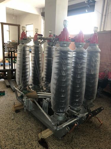 66KV高压隔离开关GW4-72.5隔离刀闸线路型