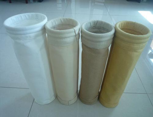 防水防油氟美斯除尘器滤袋 覆膜耐高温针刺毡除尘布袋
