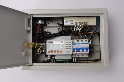 銀行網點智慧用電管理系統