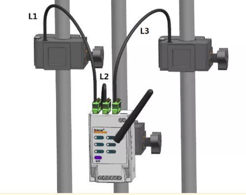 VOCs治理設施工況監控設備 lora/4G