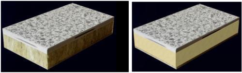陶瓷装饰节能一体化系统