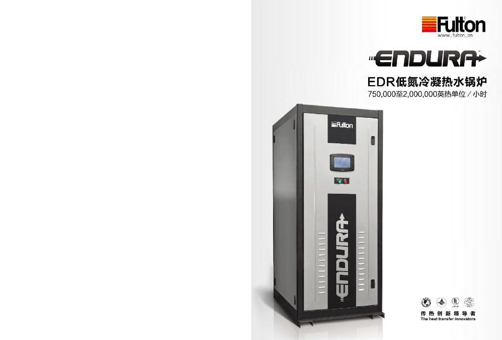 EDR冷凝热水锅炉中文样本