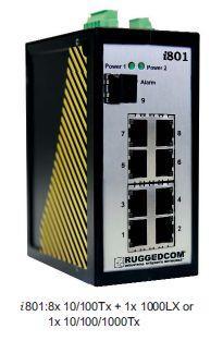 i800NC工业罗杰康交换机