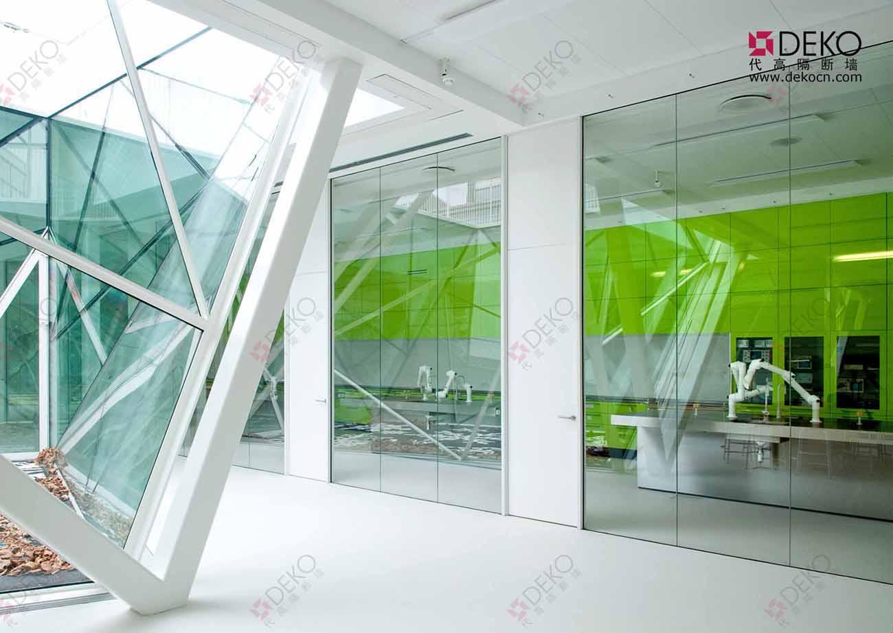 丹麦代高(DEKO)玻璃隔断墙